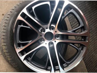 Roda BMW Cinza fênix com diamantização